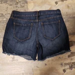 Womens Old Navy Jean Shorts Size 6